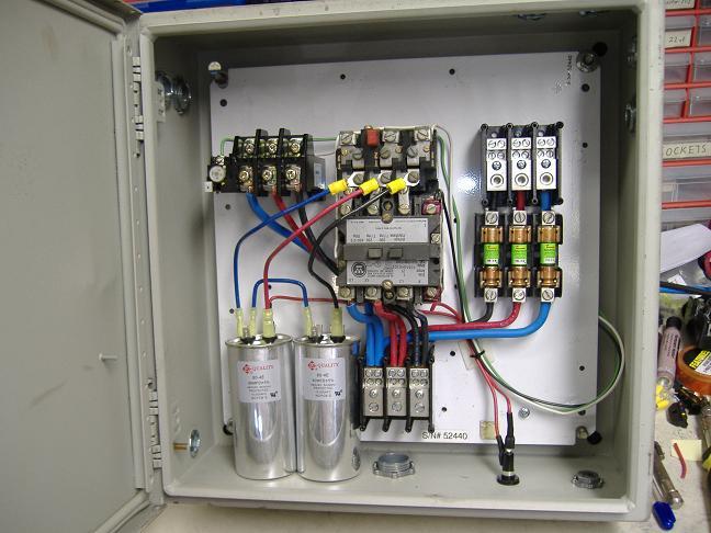 wiring phase converter wiring image wiring diagram two stage rotary phase converter on wiring phase converter