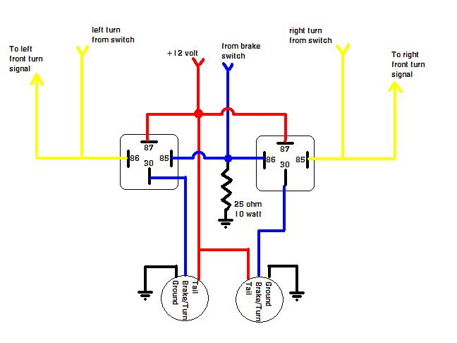 led turn signal flasher wiring diagram wiring diagram and hernes wiring diagram turn signal flasher the